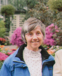 Sister Theresa Coulter, IHM