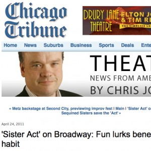 Sister Act the Musical Review