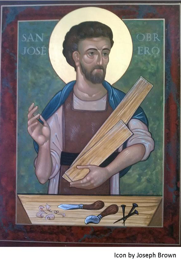 Coming up: Saint Joseph the Worker! | A Nun's Life Ministry