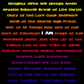 Names for God