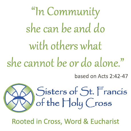 Sisters of Saint Francis of the Holy Cross 2014