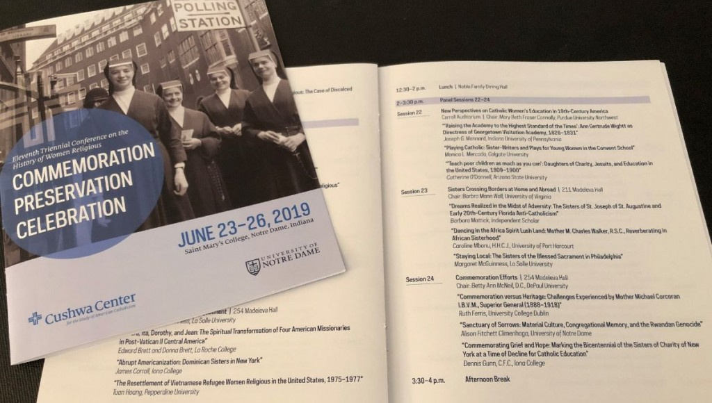 Conference for the History of Women Religious