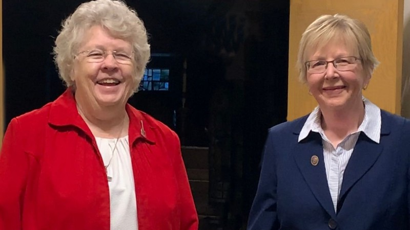 Ask Sister Podcast with Sister Shannon and Sister Maxine