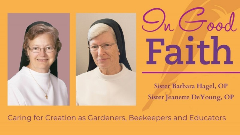In Good Faith with Sisters Barbara Hagel and Jeanette DeYoung