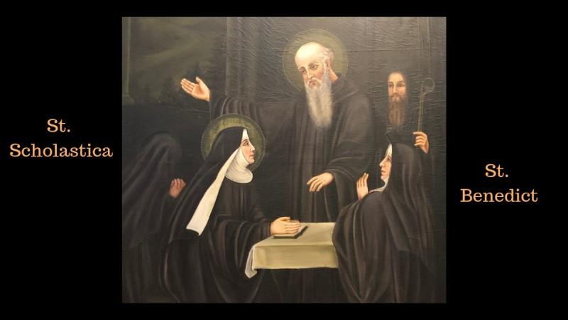 Sister Belinda Monahan,  OSB