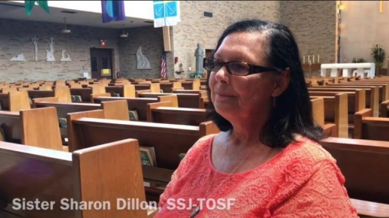 Sister Sharon Dillon