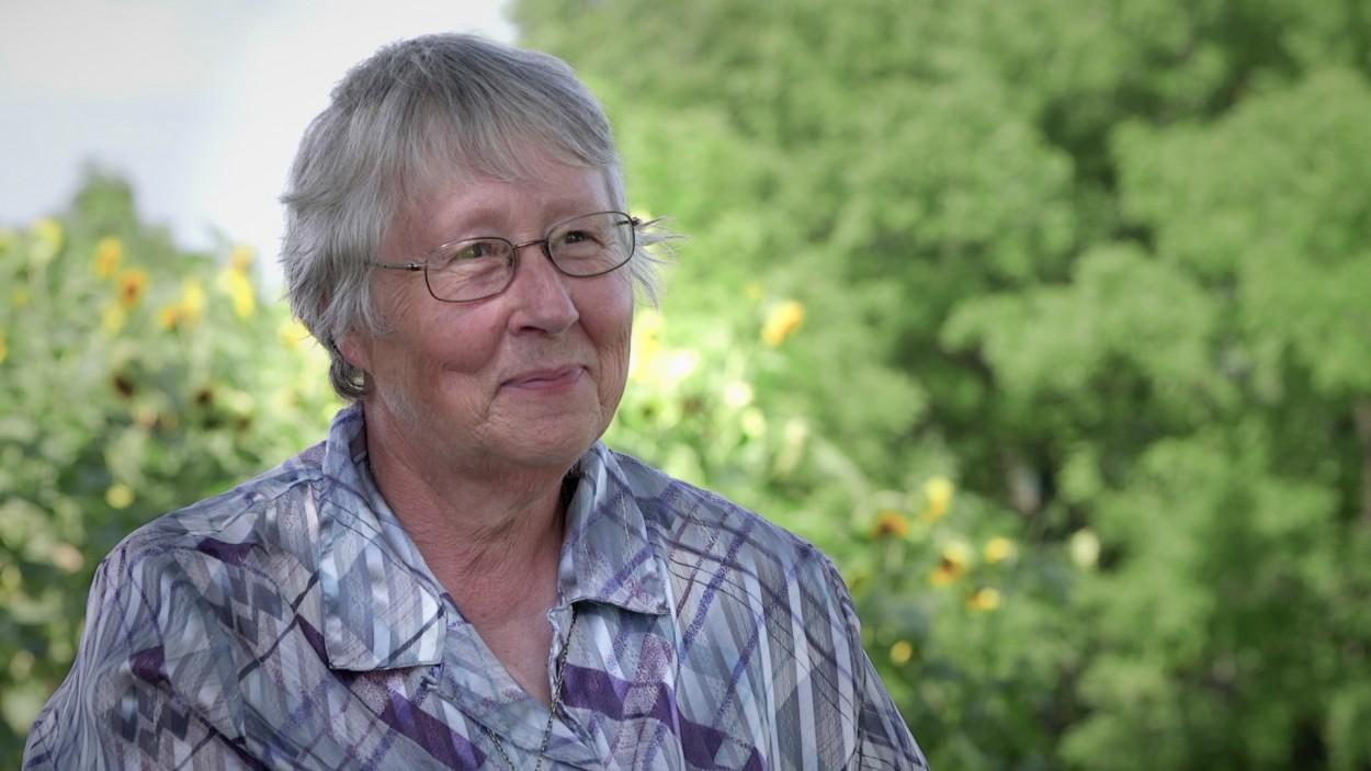 Sister Lucy Slinger, FSPA