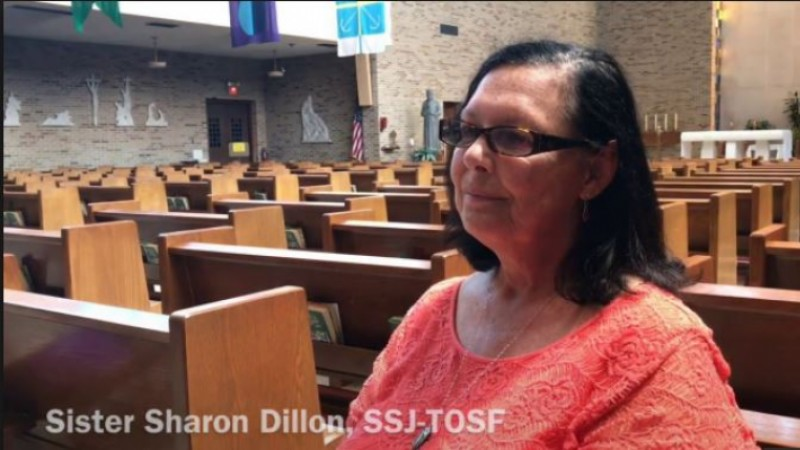 Sister Sharon Dillon