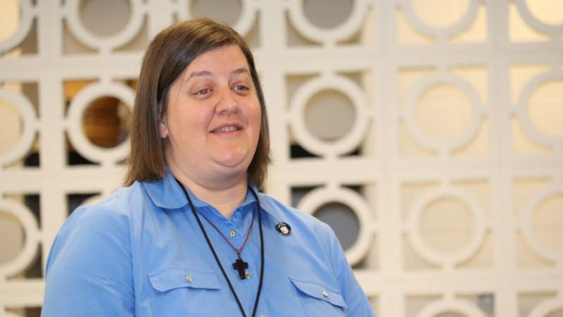 Sister Monica Seaton, OSU