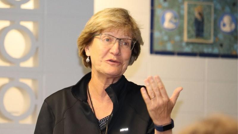 Sister Terry Rickard, OP