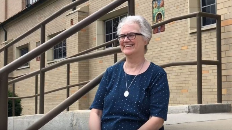 Sister Pat Dowling, CBS