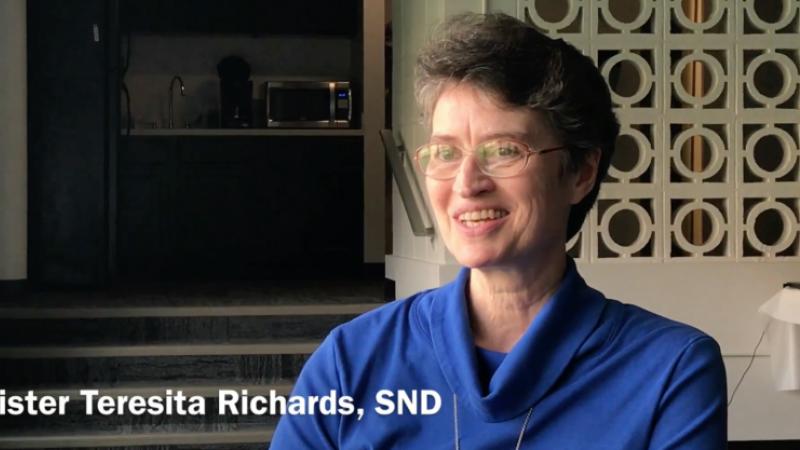 Sister Teresita Richards, SND